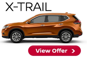 View X-Trail Offer